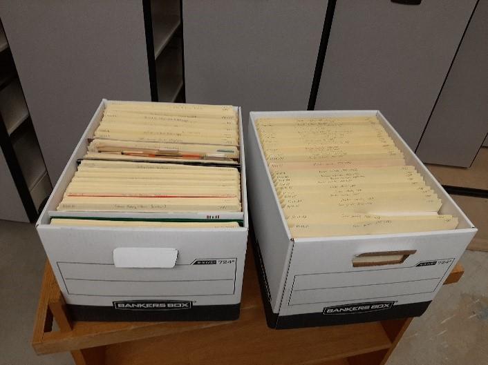 Processed Archival Materials