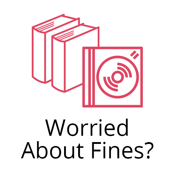 Worried about Fines icon