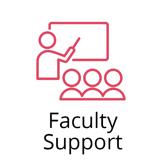 Faculty Support Icon
